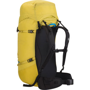 Black Diamond Speed 50 Mountaineering Pack Back Sulfur