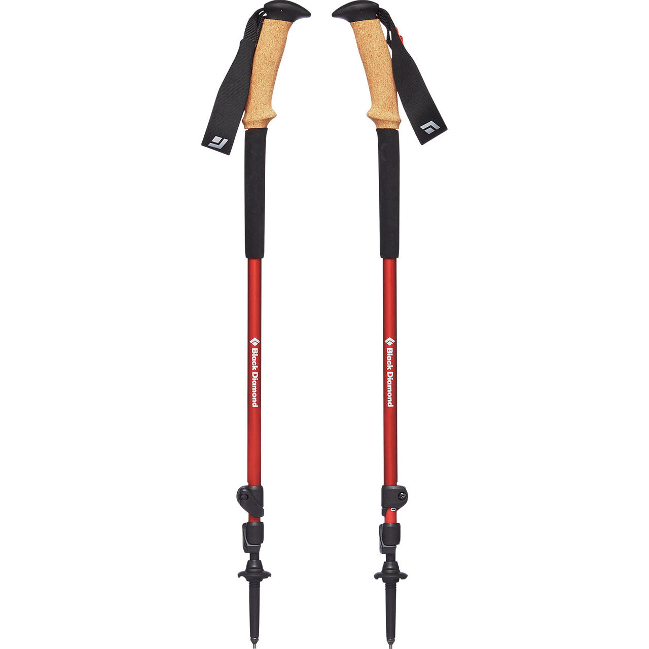 Black Diamond 2019 Trail Ergo Cork Trek Poles