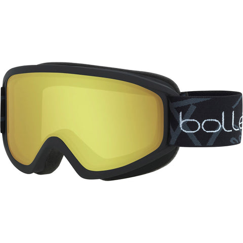 Bolle Freeze Goggle Matte Black Lemon Gun