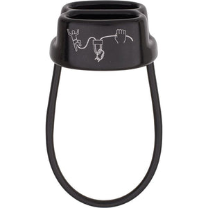 Cypher 2018 Arc Tube Belay Back Matte Black