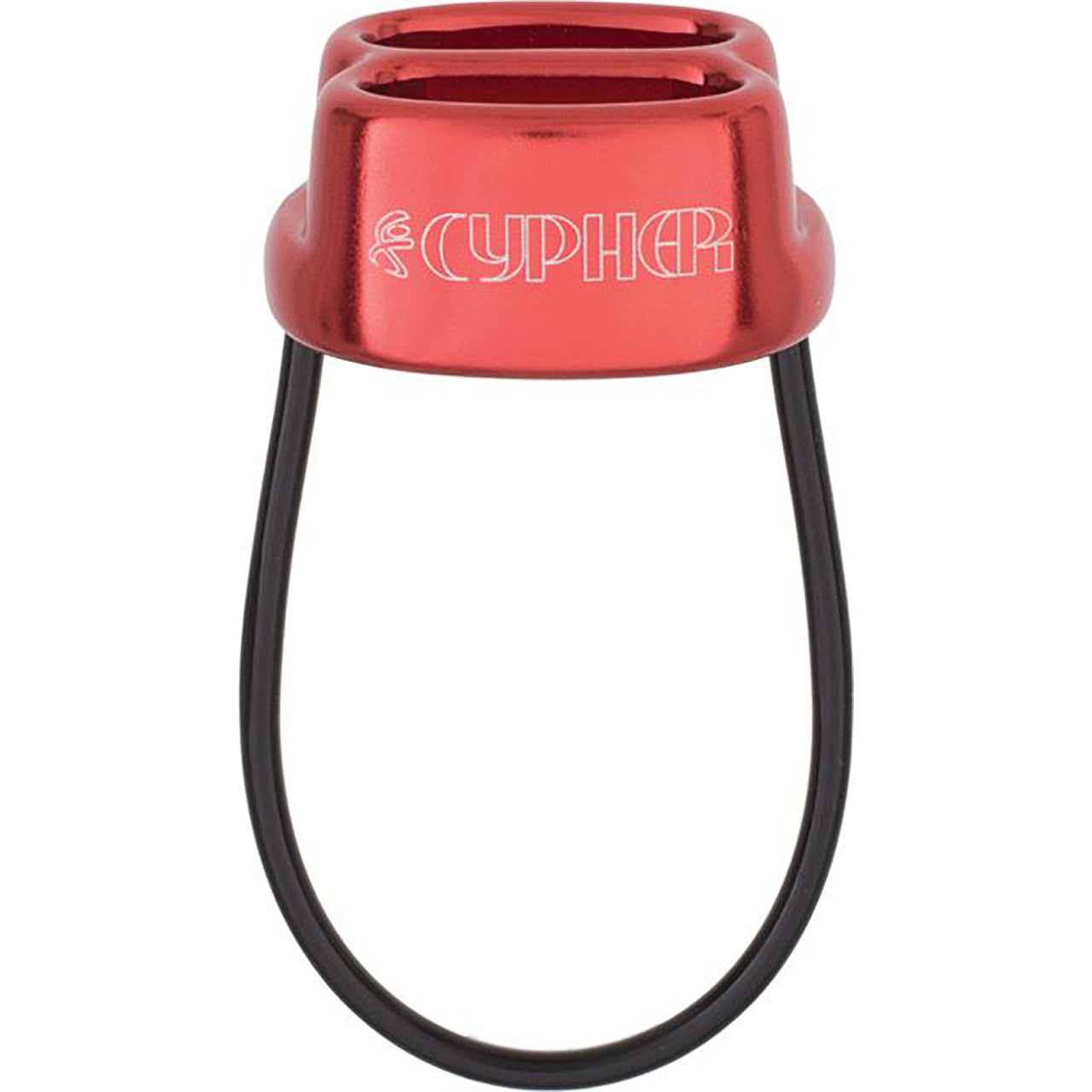 Cypher 2018 Arc Tube Belay Red
