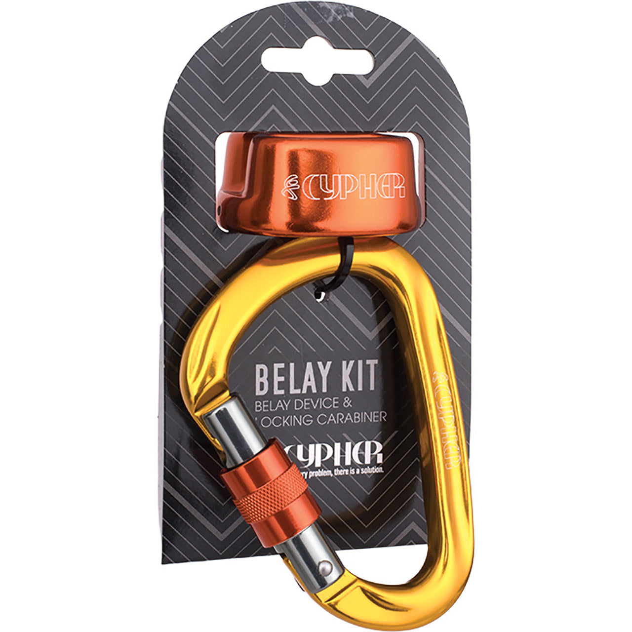 Cypher Arc Belay HMS Kit Package