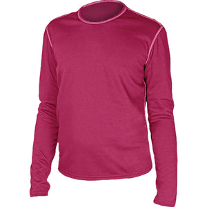Hot Chillys Pepper Bi-Ply Base Layer Crew Top - Kids