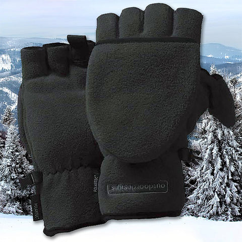 Outdoor Designs Fuji Convertible Mid-Layer Glove/Mitten