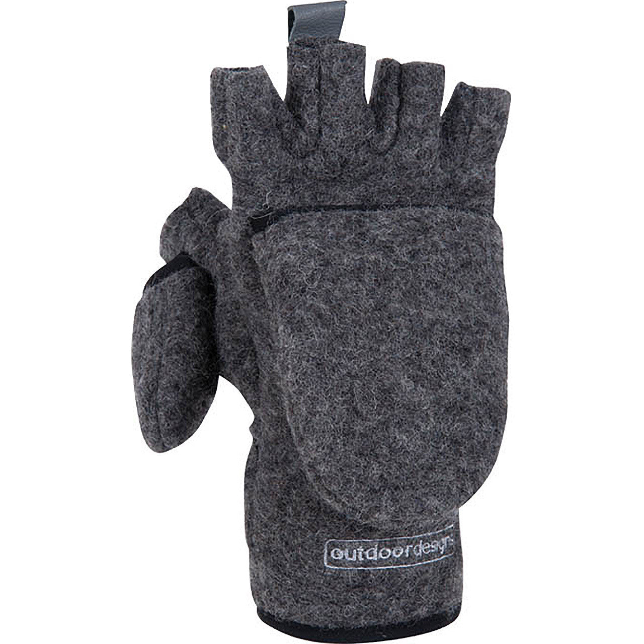 Outdoor Designs Tyrol Wool Convertible Mitten