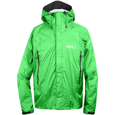 Red Ledge Free Rein Parka Men's Rain Jacket Green