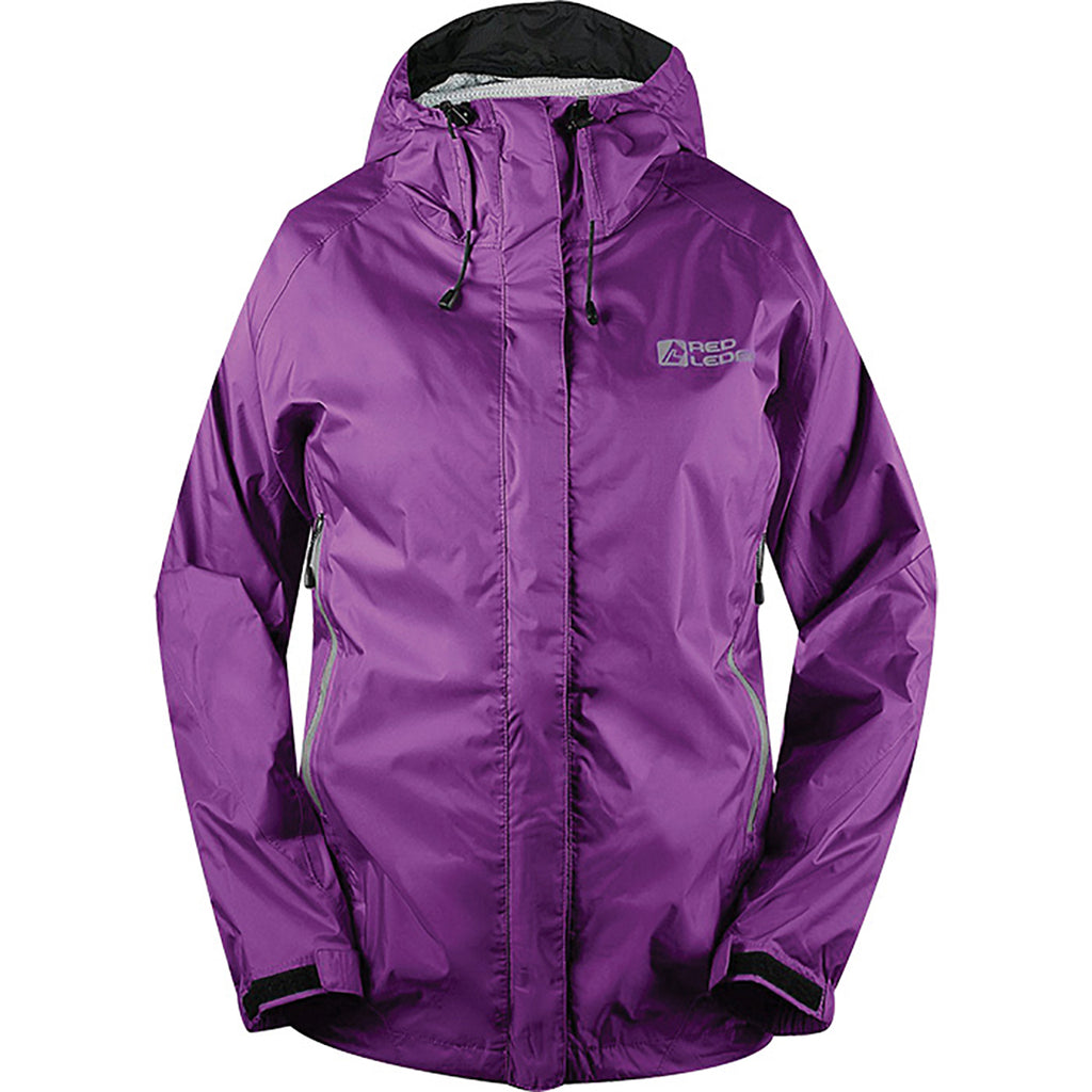 Red Ledge Free Rein Parka Women's Rain Jacket Hyacinth