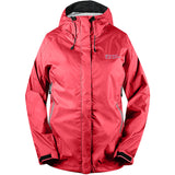 Red Ledge Free Rein Parka Women's Rain Jacket Poppy