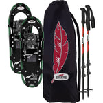 Redfeather Women's Hike Snowshoe Kit 22 inch