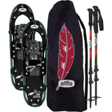 Redfeather Women's Hike Snowshoe Kit 25 inch