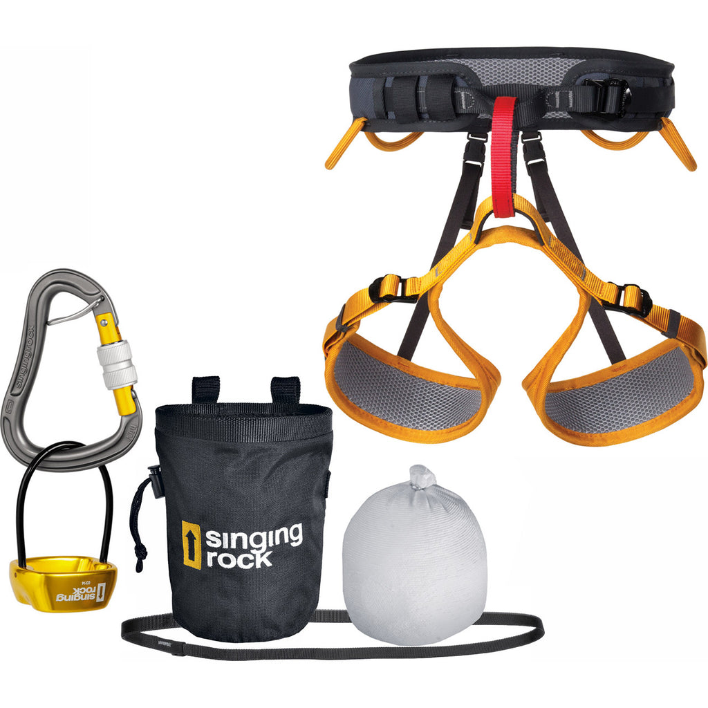 Singing Rock Beginner's Climbing Starter Kit
