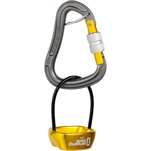 Singing Rock Beginner's Climbing Starter Kit HMS Belay Carabiner