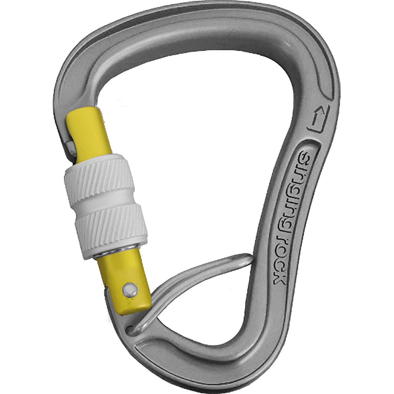 Singing Rock Women's Rock Climbing Starter Kit HMS Carabiner