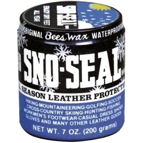 Atsko Sno-Seal Beeswax Leather Waterproofer - 7oz