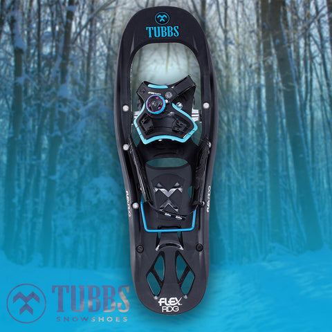 Tubbs Flex Ridge Women's Snowshoes with BOA Bindings
