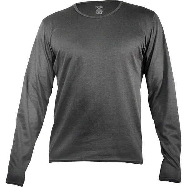 Hot Chillys Pepper Bi-Ply Base Layer Crew Top - Men's