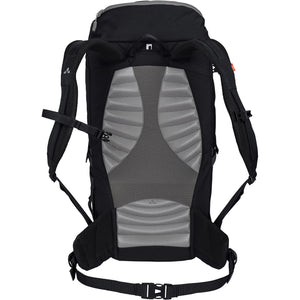 Vaude Prokyon 22-Liter Men's Mountaineering Backpack Black Back