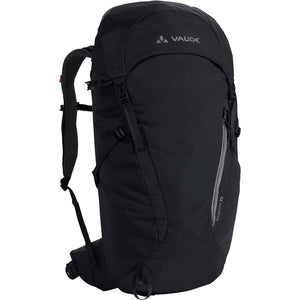Vaude Prokyon 22-Liter Men's Mountaineering Backpack Black Front