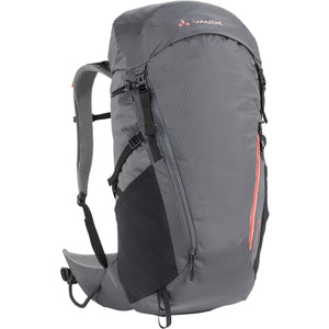 Vaude Prokyon 28-Liter Women's Mountaineering Backpack Front Iron