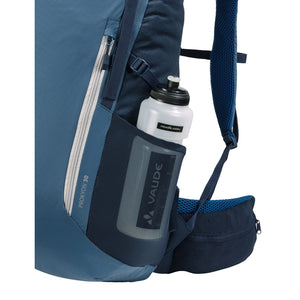 Vaude Prokyon 30-Liter Men's Mountaineering Backpack Water Bottle