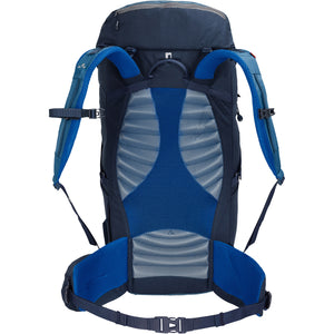 Vaude Prokyon 30-Liter Men's Mountaineering Backpack Washed Blue Back