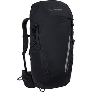 Vaude Prokyon 30-Liter Men's Mountaineering Backpack Black Front