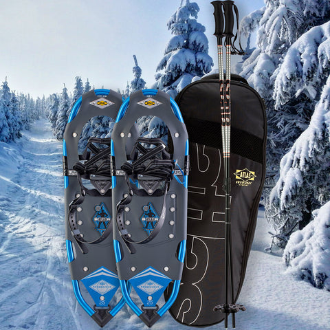 Atlas Rendezvous Men's Trail Snowshoe Kit