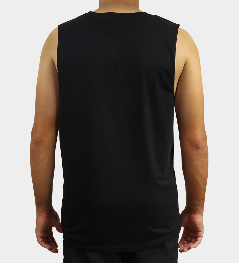 Black Basic Tank (XXL Only)