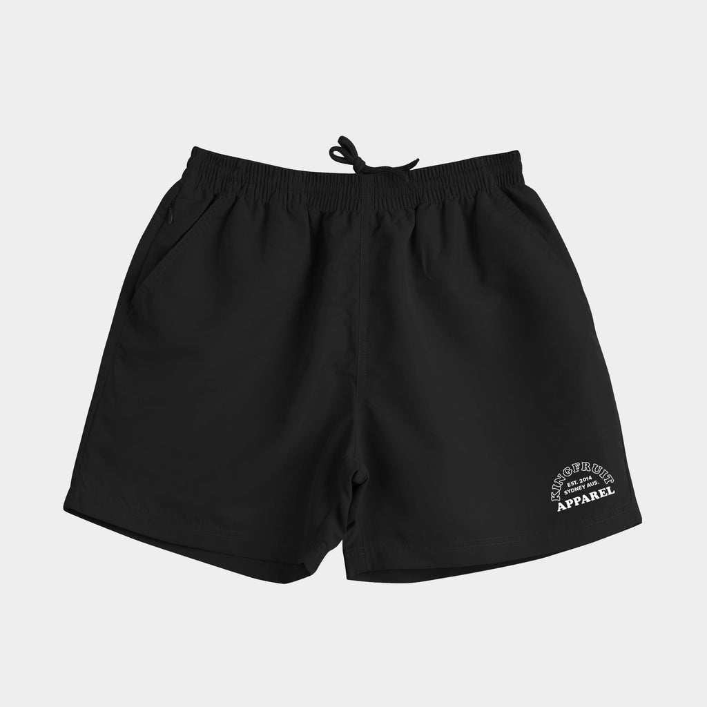 Black Classic Shorts (Small Only)