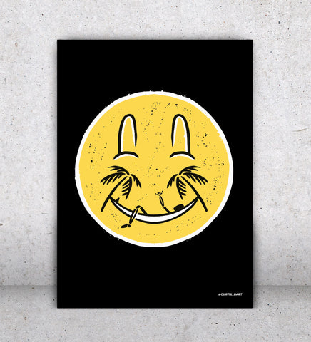 Don't Worry Be Happy - Art Print