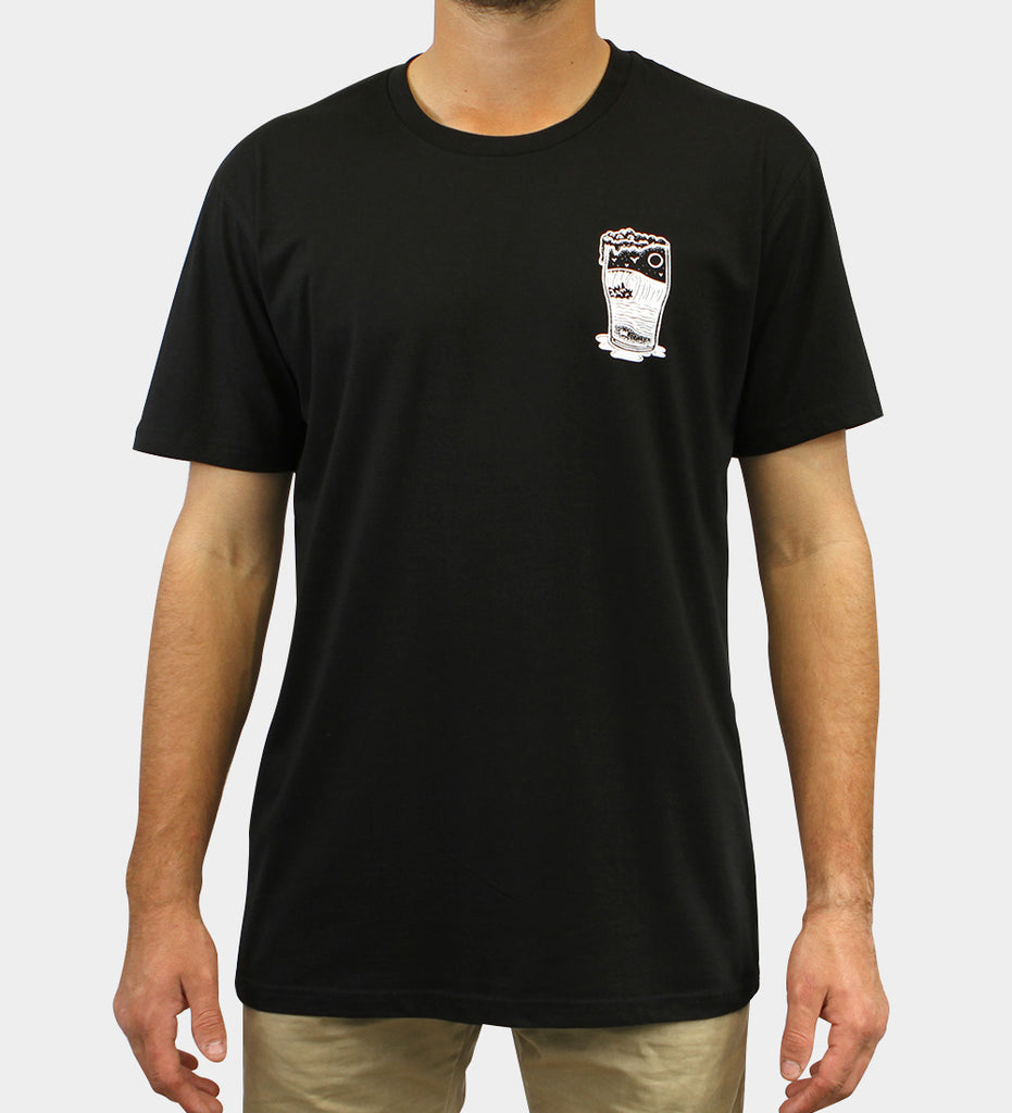 Home Sweet Foam T-Shirt - Black