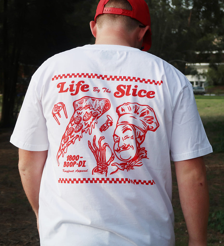 Life By The Slice - Tee