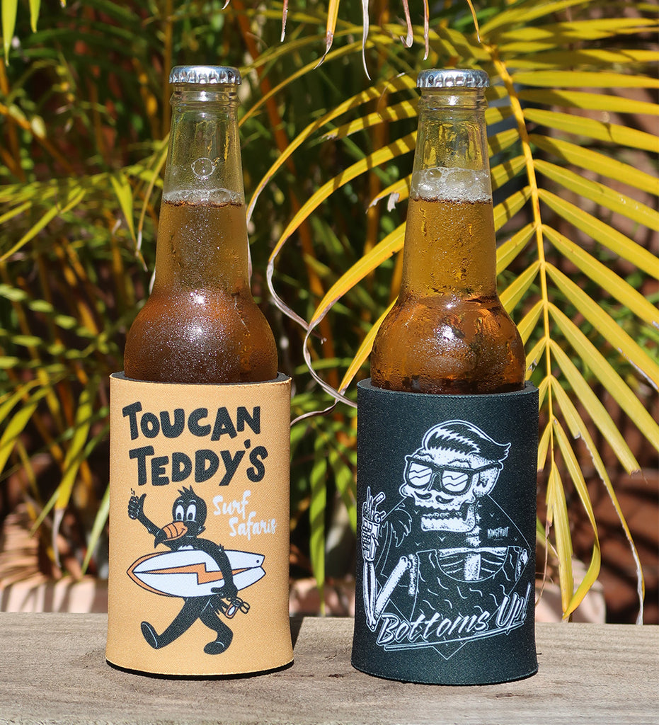 Toucan Teddy - Stubby Holder