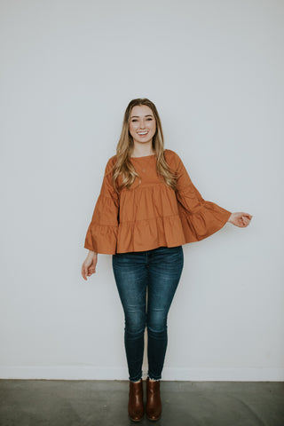 Bailey Tiered Top