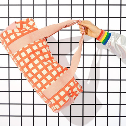 Ban.Do Work It Out Gym Bag/Lattice