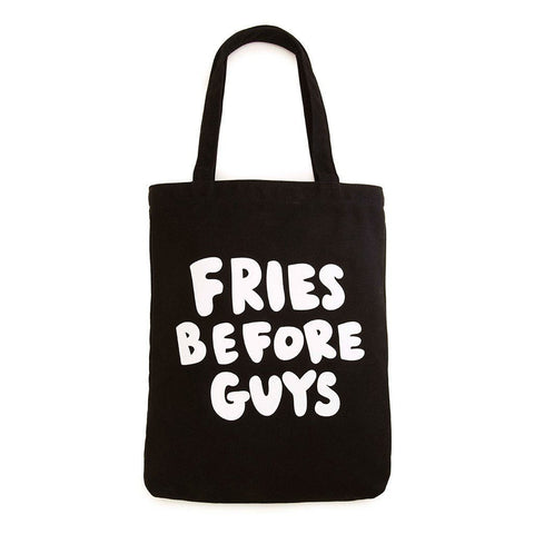 Ban.Do Fries Before Guys Bag