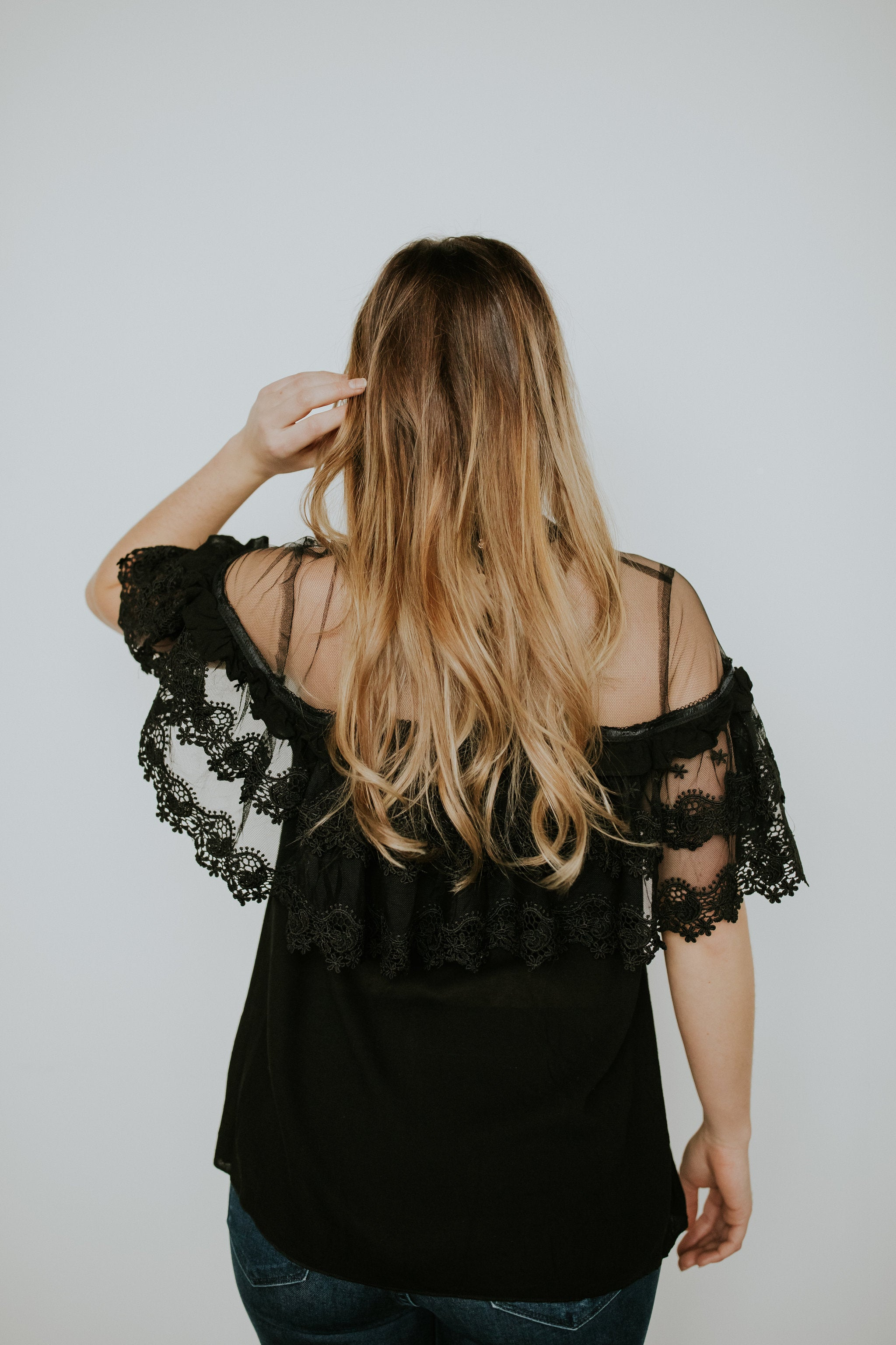 The Perfect Lace Top