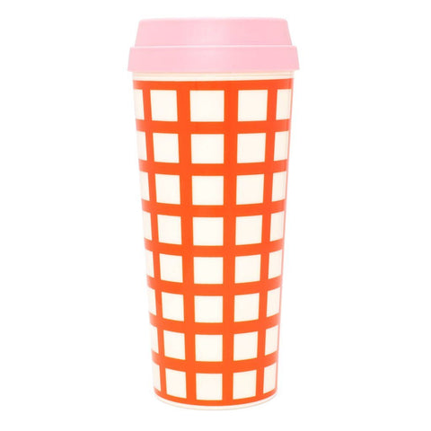 Ban.Do || Hot Stuff Thermal Mug: Lattice