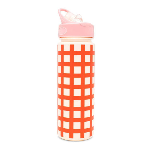 Ban.Do || Work It Out Water Bottle: Lattice