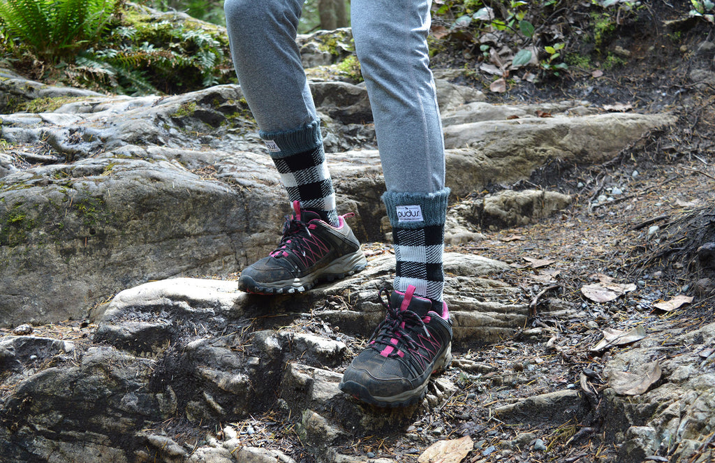 Boot Socks For Hiking and Camping