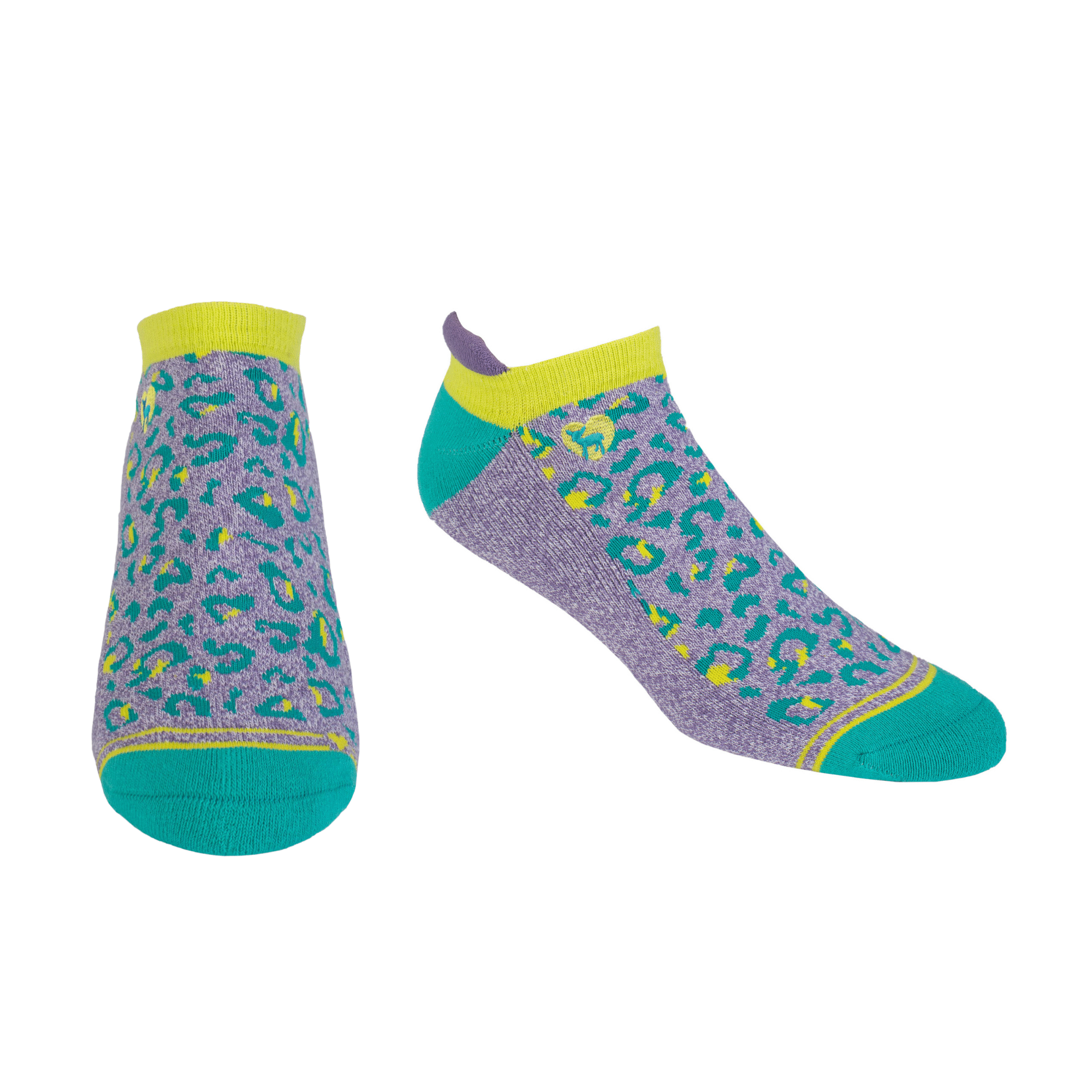 Cushioned Socks | Comfy Ankle | Catarina Purple