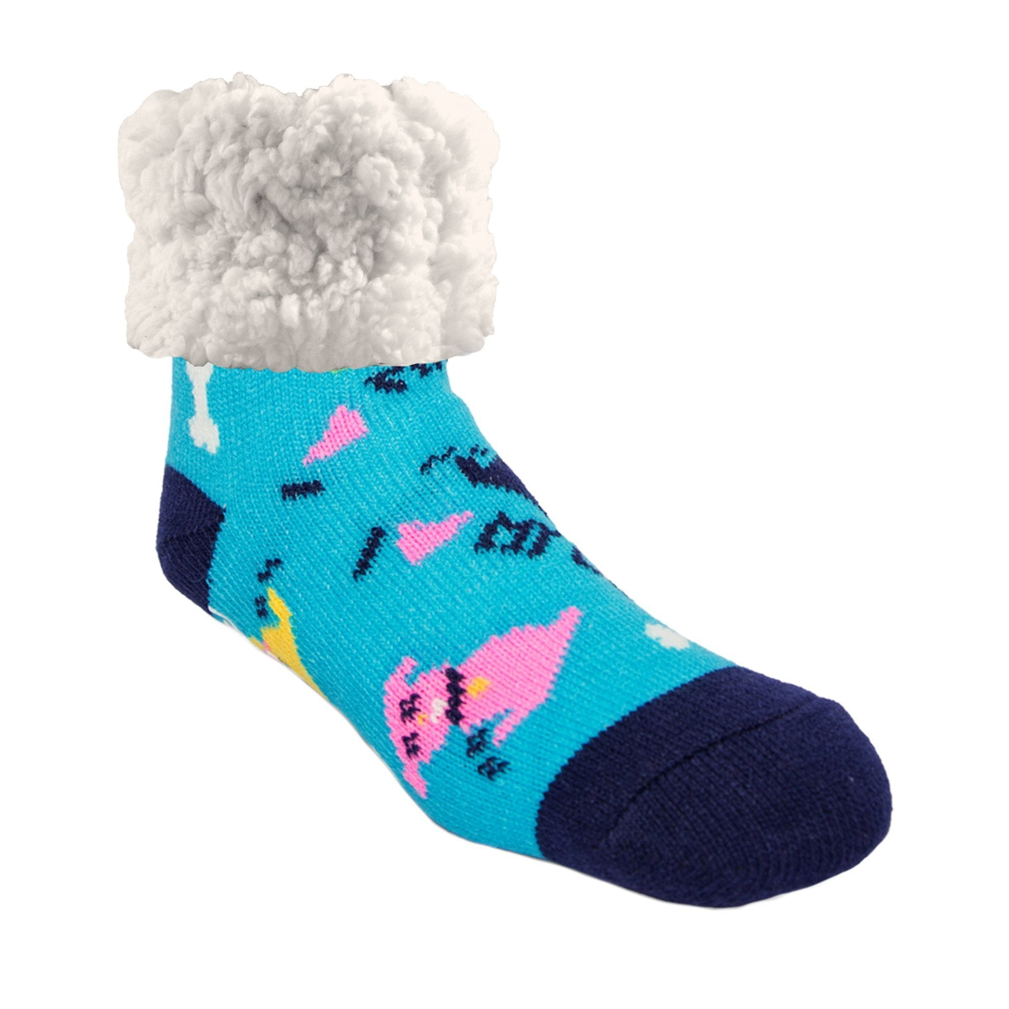 Classic Slipper Socks | Dog Love