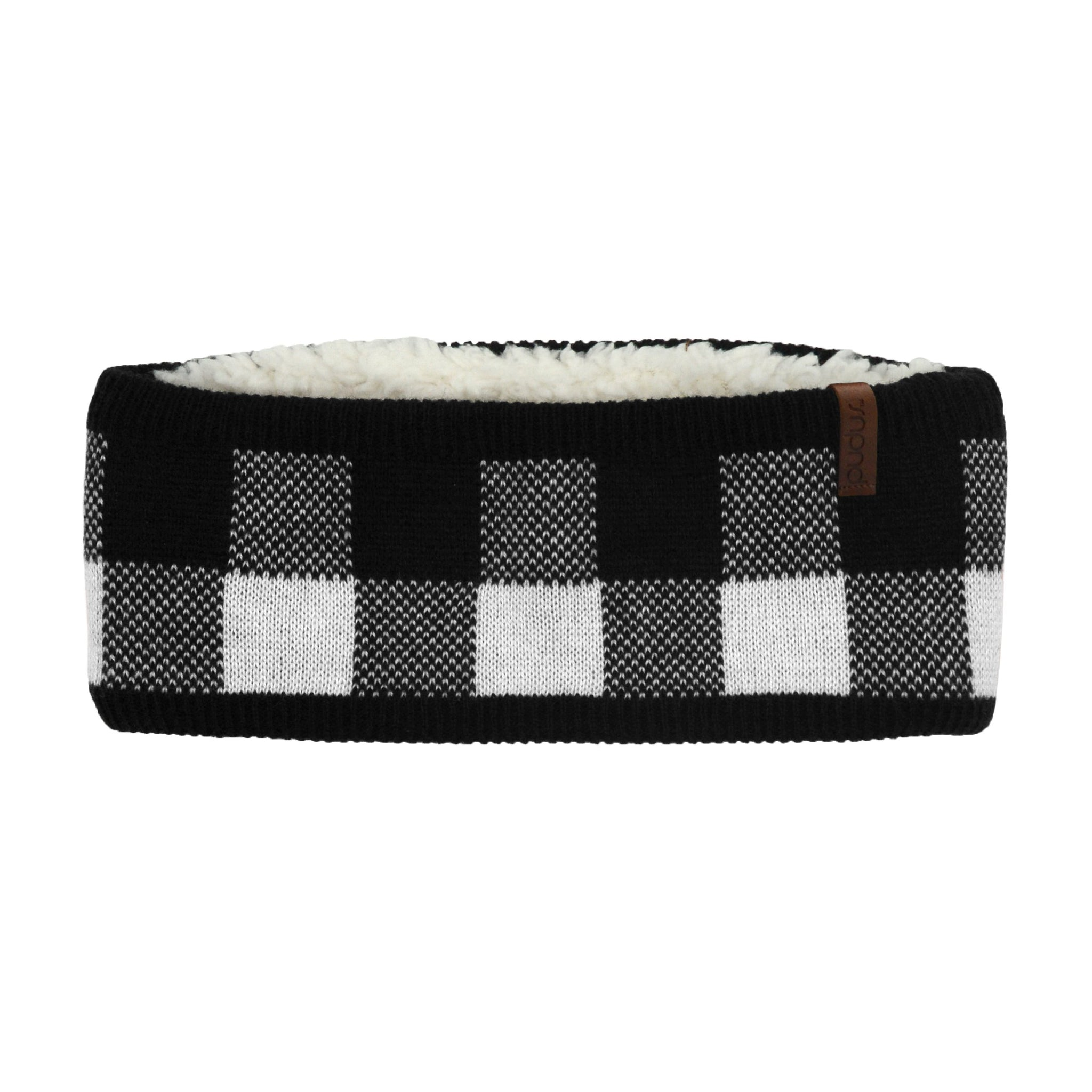 Headband | Lumberjack White