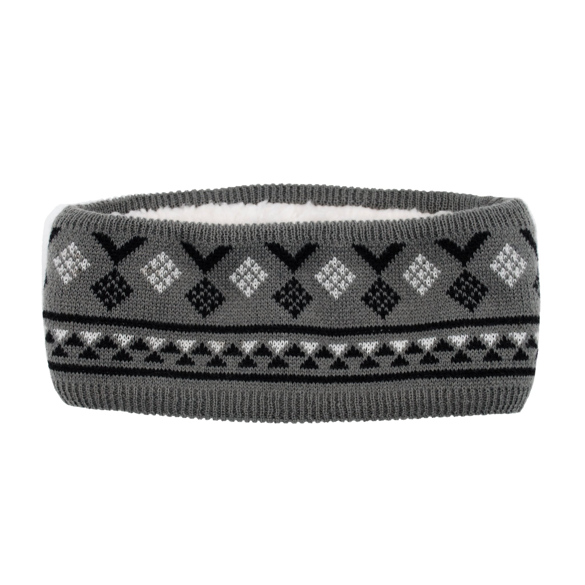 Headband | Geometric Black