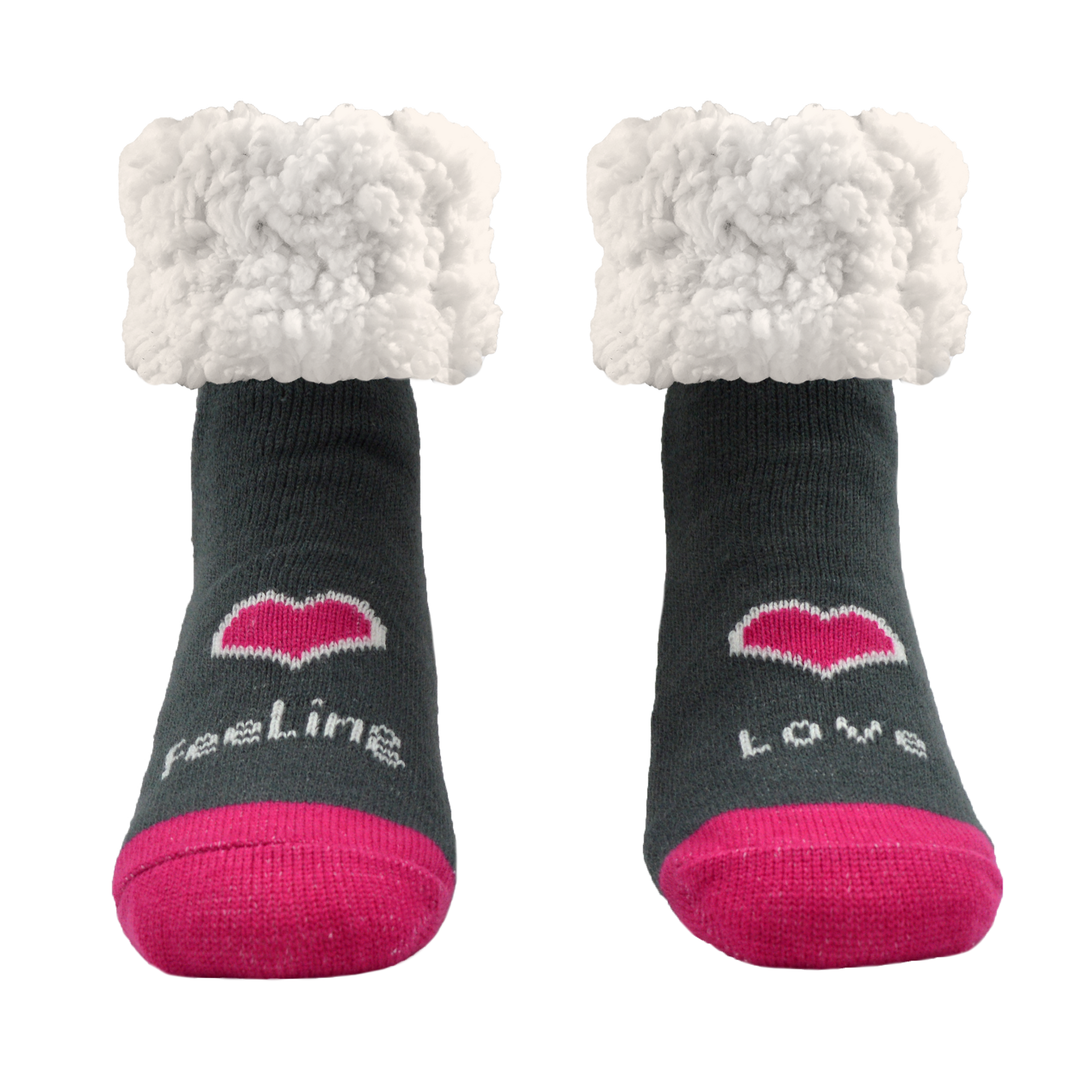Classic Slipper Socks | Feeling Love