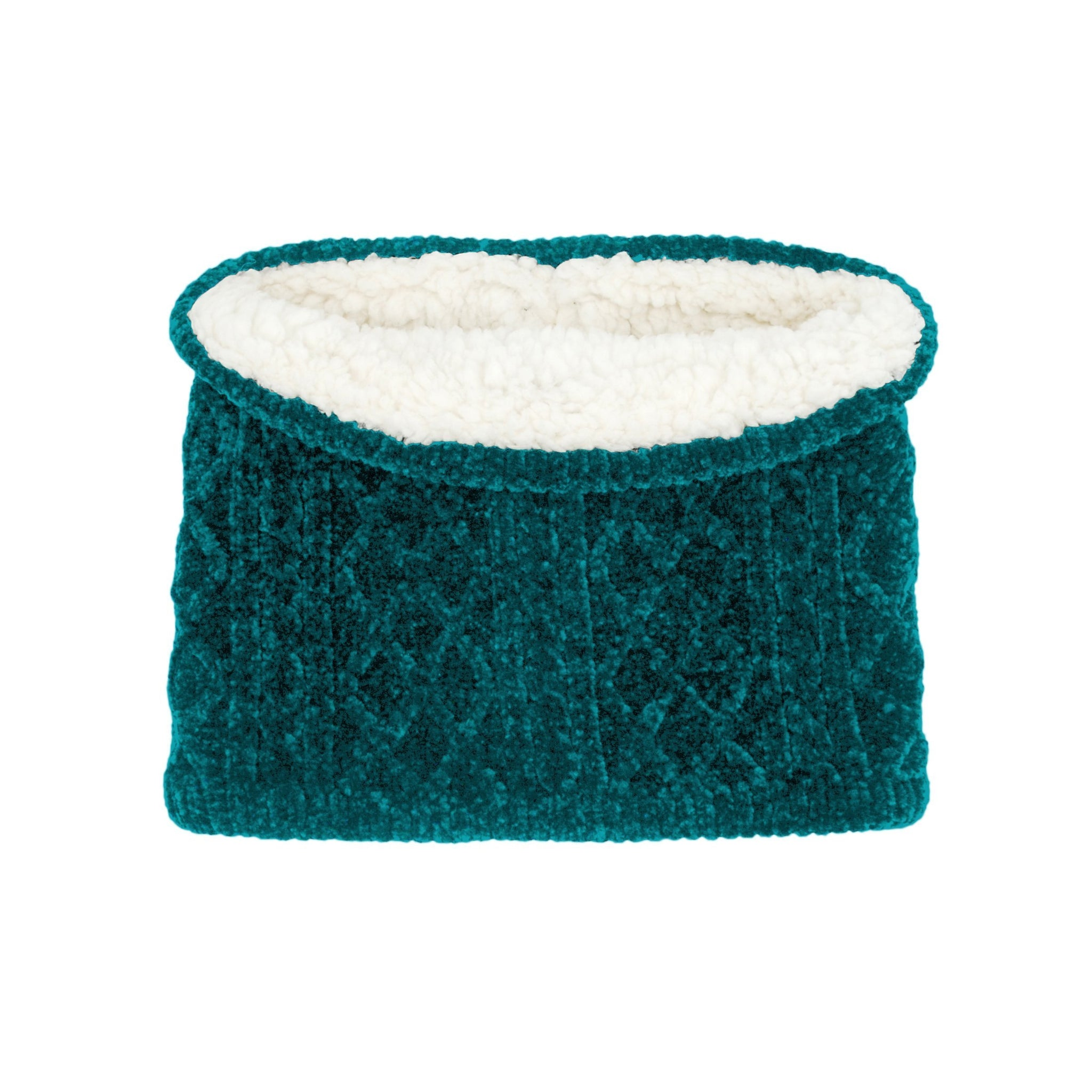 Chenille Knit Snood Neck Warmer | Harbour