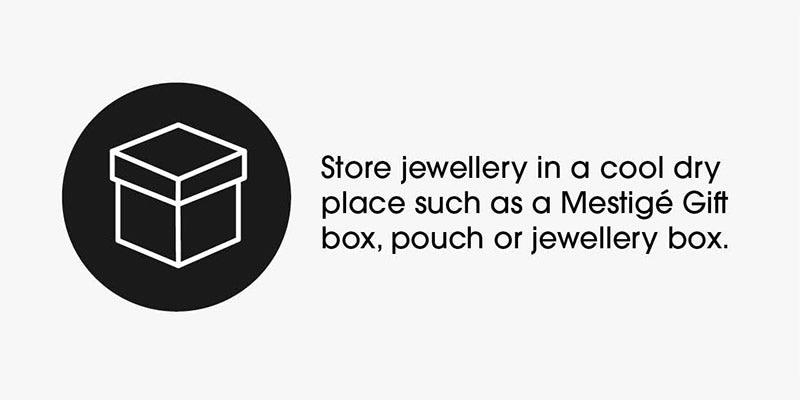 jewellery care mestige