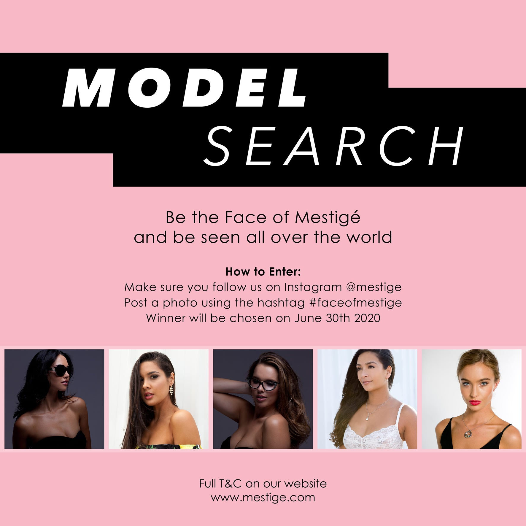 Model Search Mestige