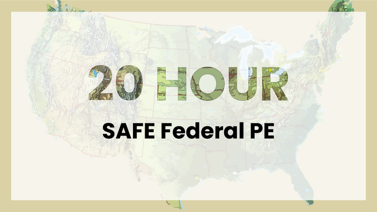 20-hour SAFE PE Oct 26-29