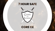 7 Hour SAFE Core: Game of Loans CE